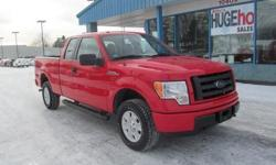The 2012 Ford F-150 is an excellent all-around truck that offers a refined and quiet ride, powerful and efficient engine, and a handsome and functional cabin. * Engine: 5.0 L V 8-cylinder - Drivetrain: Four Wheel Drive - Transmission: 6-speed Automatic -