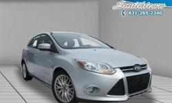 Want to know the secret ingredient to this 2012 Ford Focus? This Ford Focus offers you 35675 miles and will be sure to give you many more. It strikes the perfect balance of fun and function with: heated seatspower seatsrear view camerapower windowspower