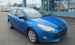 The 2013 Ford Focus offers nimble handling, a refined and quiet ride, a stylish and well-made interior,and a lively engine. * Engine: 2.0 L Inline 4-cylinder - Drivetrain: Front Wheel Drive - Transmission: 6-speed Automatic- Horse Power: 160 hp @ 6500 rpm