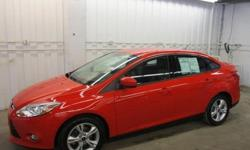 To learn more about the vehicle, please follow this link: http://used-auto-4-sale.com/107460794.html Come to the experts! Red and Ready! Be the talk of the town when you roll down the street in this good-looking 2012 Ford Focus. This wonderful Ford is one