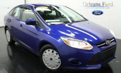 ***PERIMETER ALARM***, ***AUTOMATIC***, ***REAR SPOILER***, ***SUPER FUEL ECONOMY PACKAGE***, ***CLEAN ONE OWNER CARFAX***, and ***CRUISE CONTROL***. If you're looking for an used vehicle in fantastic condition, look no further than this 2012 Ford Focus.