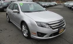 2012 Ford Fusion Our Location is: All American Ford of Kingston, LLC - 128 Route 28, Kingston, NY, 12401 Disclaimer: All vehicles subject to prior sale. We reserve the right to make changes without notice, and are not responsible for errors or omissions.