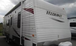 (585) 617-0564 ext.239 Used 2012 Keystone Hideout 26B Travel Trailer for Sale... http://11079.qualityrvs.net/l/16586078 Copy & Paste the above link for full vehicle details