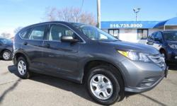 Come see this 2012 Honda CR-V LX. It has an Automatic transmission and an I4 2.4L engine. This CR-V has the following options: Reclining cloth front bucket seats -inc: driver manual height adjustment, adjustable active head restraints, Heat-rejecting