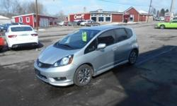 ***CLEAN VEHICLE HISTORY REPORT*** and ***PRICE REDUCED***. Fit Sport, 1.5L 16V 4-Cylinder SOHC i-VTEC, and Gray. You win! Look! Look! Look! Don't pay too much for the gorgeous car you want...Come on down and take a look at this gorgeous 2012 Honda Fit.