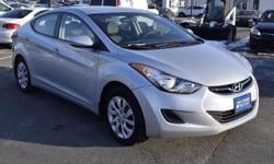 Millennium Hyundai is excited to offer this beautiful CERTIFIED PRE OWNED 2012 HYUNDAI ELANTRA GLS with 44,430 miles. Top features include 2012 NORTH AMERICAN CAR OF THE YEAR, XM RADIO, 32MPH AVERAGE, KEYLESS REMOTE ENTRY with ACTIVE ALARM and much more.