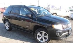 ***CLEAN VEHICLE HISTORY REPORT***, ***ONE OWNER***, and ***PRICE REDUCED***. Compass Latitude, 4WD, and Black. Oh yeah! You Win! Looking for an amazing value on an outstanding 2012 Jeep Compass? Well, this is IT! Don't get stuck in the mudholes of life.