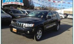 JEEP CERTIFICATION INCLUDED!! NO HIDDEN FEES!! CLEAN CARFAX!! FULLY LOADED!! ONE OWNER!! This outstanding example of a 2012 Jeep Grand Cherokee Laredo is offered by Central Avenue Chrysler. With the CARFAX Buyback Guarantee, this pre-owned vehicle comes