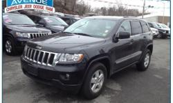 JEEP CERTIFICATION INCLUDED!! NO HIDDEN FEES!! CLEAN CARFAX!! ONE OWNER!! FACTORY WARRANTY!! LOW MILEAGE!! Central Avenue Chrysler has a wide selection of exceptional pre-owned vehicles to choose from, including this 2012 Jeep Grand Cherokee. This