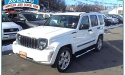 JEEP CERTIFICATION INCLUDED!! NO HIDDEN FEES!! CLEAN CARFAX!! ONE OWNER!! LOW MILEAGE!! FACTORY WARRANTY!! FULLY LOADED!! This 2012 Jeep Liberty Limited Jet is proudly offered by Central Avenue Chrysler Why gamble on purchasing a pre-owned vehicle when