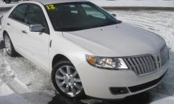 ***CLEAN VEHICLE HISTORY REPORT***, ***ONE OWNER***, ***PRICE REDUCED***, ***CERTIFIED PRE-OWNED LINCOLN***, and HEATED AND COOLED SEATS, 17 INCH CHROME WHEELS, CHOME AND MOONROOF PACKAGE, DUAL EXHAUST WITH CHROME TIPS, DUAL CLIMATE CONTROL, SYNC, SIRIUS.