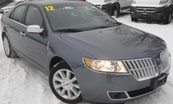 ***CLEAN VEHICLE HISTORY REPORT***, ***ONE OWNER***, ***PRICE REDUCED***, ***CERTIFIED PRE-OWNED LINCOLN***, and CHROME AND MOONROOF PACKAGE, 17 INCH CHROME WHEELS, SIRIUS SAT RADIO, SYNC VOICE ACTIVATED SYSTEM, AUTO CLIMATE, HEATED MIRRORS AND HEATED AND