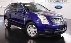 To learn more about the vehicle, please follow this link: http://used-auto-4-sale.com/108570452.html *MOONROOF*, *ALL WHEEL DRIVE*, *HEATED LEATHER*, *MEMORY SEATS*, *SRX 4*, *CLEAN CARFAX*, and *LOCAL ONE OWNER*. Look! Look! Look! Yes! Yes! Yes! Cadillac