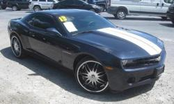 To learn more about the vehicle, please follow this link: http://used-auto-4-sale.com/108762407.html ***CLEAN VEHICLE HISTORY REPORT***, ***ONE OWNER***, and ***PRICE REDUCED***. Camaro 1LS, 3.6L V6 DGI DOHC VVT, 6-Speed Automatic with TapShift, and Blue.