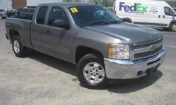 To learn more about the vehicle, please follow this link: http://used-auto-4-sale.com/108762315.html ***CLEAN VEHICLE HISTORY REPORT***, ***ONE OWNER***, and ***PRICE REDUCED***. Silverado 1500 LT, Vortec 5.3L V8 SFI VVT Flex Fuel, 6-Speed Automatic