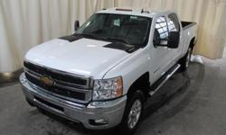 Excellent Condition, LOW MILES - 25,785! Heated Leather Seats, Trailer Hitch, Bed Liner, ENGINE, DURAMAX 6.6L TURBO DIESEL V8, B20-DIESEL COMPATIBLE, SEATS, HEATED AND COOLED, DRIVER AND FRONT PASSENGER FRONT BUCKET, Turbo Charged CLICK NOW!======KEY