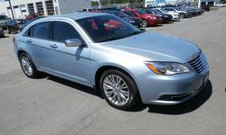 To learn more about the vehicle, please follow this link: http://used-auto-4-sale.com/108680878.html Come test drive this 2013 Chrysler 200! An American Icon. This 4 door, 5 passenger sedan has just over 25,000 miles! Chrysler infused the interior with