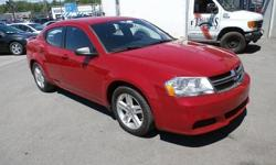 To learn more about the vehicle, please follow this link: http://used-auto-4-sale.com/108680882.html Climb inside the 2013 Dodge Avenger! Worthy equipment and features in an attainable package with perfect midsize proportions! This 4 door, 5 passenger