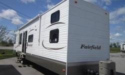 (585) 617-0564 ext.281 Used 2013 Heartland FAIRFIELD 411BH Park Model for Sale... http://11079.greatrv.net/vslp/16990279 Copy & Paste the above link for full vehicle details