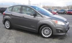 ***CLEAN VEHICLE HISTORY REPORT***, ***ONE OWNER***, and ***PRICE REDUCED***. C-Max Energi SEL, 2.0L I4 Atkinson-Cycle Hybrid, CVT, and Blk Leather. How do you beat the price at the pump? Just try this this fuel-efficient 2013 Ford C-Max Energi on for