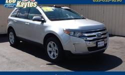 To learn more about the vehicle, please follow this link: http://used-auto-4-sale.com/108613333.html Ford Certified! 2013 Ford Edge SEL in Ingot Silver Metallic, Bluetooth for Phone and Audio Streaming, Rearview Camera, Navigation, Heated Leather Seats,