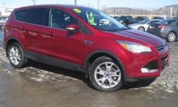 AWD. Stability and traction control keep you squarely on course. Does a great balancing act. Ford's ever-popular compact crossover SUV just got better. Motor Trend awards 1st place to the Escape in a five-vehicle comparison test. Decent storage. Receive a