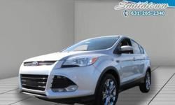 With an attractive design and price this 2013 Ford Escape won't stay on the lot for long! This Ford Escape offers you 17841 miles and will be sure to give you many more. This Escape has so many convenience features such as: dual-panel moonroofheated
