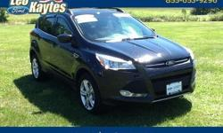 To learn more about the vehicle, please follow this link: http://used-auto-4-sale.com/108681867.html Ford Certified! 2013 Ford Escape SE in Tuxedo Black with ONLY 15426 Miles! Bluetooth for Phone and Audio Streaming, Power Panorama Roof, 4 Wheel Drive,