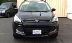 To learn more about the vehicle, please follow this link: http://used-auto-4-sale.com/108681865.html Ford Certified! A One Owner 2013 Ford Escape SE in Tuxedo Black with ONLY 18284 Miles! Bluetooth for Phone and Audio Streaming, and Turn By Turn