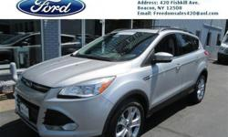 To learn more about the vehicle, please follow this link: http://used-auto-4-sale.com/108718428.html SAVE $100 OFF THE PURCHASE OF ANY PRE-OWNED VEHICLE BY PRINTING THIS AD!! Our Location is: Freedom Ford, Inc. - 420 Fishkill Avenue, Beacon, NY, 12508