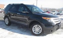 ***CLEAN VEHICLE HISTORY REPORT***, ***ONE OWNER***, and ***PRICE REDUCED***. Explorer XLT, AWD, and Black. Look! Look! Look! Yes! Yes! Yes! Creampuff! This handsome 2013 Ford Explorer is not going to disappoint. There you have it, short and sweet! Ford