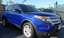 To learn more about the vehicle, please follow this link: http://used-auto-4-sale.com/90751948.html Sturdy and dependable, this Used 2013 Ford Explorer XLT lets you cart everyone and everything you need in one vehicle. It's outfitted with the following