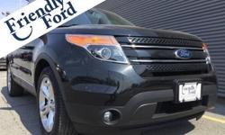To learn more about the vehicle, please follow this link: http://used-auto-4-sale.com/108634396.html Explorer Limited, 3.5L 6-Cylinder SMPI DOHC, and AWD. Nice SUV! Talk about a deal! Friendly Prices, Friendly Service, Friendly Ford! brbrCome take a look