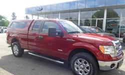 To learn more about the vehicle, please follow this link: http://used-auto-4-sale.com/108351217.html 2013 F150 SuperCab 4x4 with EcoBoost V6, Leather heated seats, Matching fiberglass cap, Near new condition, 1 owner. Our Location is: Smith - Cooperstown