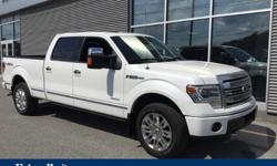To learn more about the vehicle, please follow this link: http://used-auto-4-sale.com/108381554.html F-150 Platinum Super Crew, EcoBoost 3.5L V6 GTDi DOHC 24V Twin Turbocharged, 4WD, ABS brakes, Alloy wheels, Auto tilt-away steering wheel, Auto-dimming