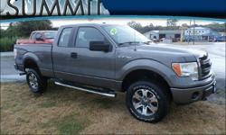 To learn more about the vehicle, please follow this link: http://used-auto-4-sale.com/108449255.html ***CLEAN CAR FAX***, ***ONE OWNER***, and ***FORD CERTIFIED PRE-OWNED***. 4WD. Legendary toughness. Ever-resilient. The F-150 is a pickup that works as