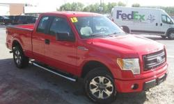 To learn more about the vehicle, please follow this link: http://used-auto-4-sale.com/108762304.html ***CLEAN VEHICLE HISTORY REPORT***, ***ONE OWNER***, and ***PRICE REDUCED***. F-150 STX, 5.0L V8 FFV, 6-Speed Automatic Electronic, and 4WD. Don't pay too