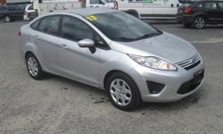 To learn more about the vehicle, please follow this link: http://used-auto-4-sale.com/108762377.html ***CLEAN VEHICLE HISTORY REPORT***, ***NEW BRAKES***, and ***PRICE REDUCED***. Fiesta SE, 1.6L I4 Ti-VCT, 6-Speed Automatic with Powershift, and Gray.