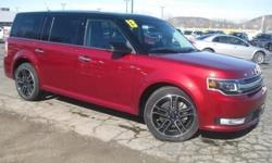 AWD. Low miles mean barely used. Like new. This stunning 2013 Ford Flex is the rare family vehicle you have been hunting for. There aren't any used vehicles more reliable than a Ford, unless it's a Ford with low mileage like this 2013 Flex. Receive a