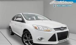 We are overstocked and making deals on models such as this 2013 Ford Focus. This Ford Focus offers you 31848 miles and will be sure to give you many more. In addition to its fantastic fit and finish you'll also get: power seatspower windowspower locksblue