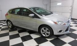 To learn more about the vehicle, please follow this link: http://used-auto-4-sale.com/108339679.html Low Miles! Carfax One Owner - Carfax Guarantee, This 2013 Ford Focus SE will sell fast Multi-Point Inspected, State Inspection Completed, Emission