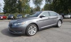 One test drive in this gently used 2013 Taurus Limited and you'll know you've found your perfect match! Check out our awesome pictures one more time and imagine how good you're going to look and feel behind the wheel! This beauty is brought to life by the