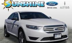 To learn more about the vehicle, please follow this link: http://used-auto-4-sale.com/79204578.html Get away in this 2013 Ford Taurus Limited and experience a one-of-a-kind ride with CD changer, CD player, dual climate control, remote starter, anti-lock