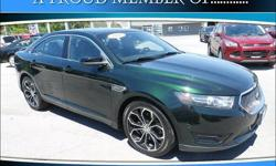 To learn more about the vehicle, please follow this link: http://used-auto-4-sale.com/108680901.html Take command of the road in the 2013 Ford Taurus! It just arrived on our lot this past week! Turbocharger technology provides forced air induction,