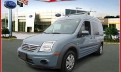 **ONE OWNER** *RARE FIND** **CLEAN CAR FAX** **LOCAL TRADE** and **SOLD AND SERVICED**. Wow! What a sweetheart! My! My! My! What a deal! brbrBe sure to take advantage of buying this handsome 2013 Ford Transit Connect. Score this terrific Transit Connect