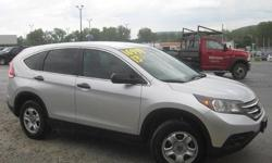 To learn more about the vehicle, please follow this link: http://used-auto-4-sale.com/108762357.html ***CLEAN VEHICLE HISTORY REPORT***, ***ONE OWNER***, and ***PRICE REDUCED***. CR-V LX, 2.4L I4 DOHC 16V i-VTEC, 5-Speed Automatic, AWD, and Gray.