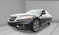 Designed with a spacious interior this 2013 Honda Crosstour is filled with smart features to make your everyday ride more comfortable and convenient. This Honda Crosstour offers you 15817 miles and will be sure to give you many more. It features an