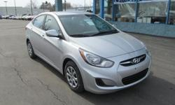 With handsome styling, strong acceleration, comfortable and quiet ride, spacious cabin, and solid build quality, the 2013 Hyundai Accent represents a strong choice for a small sedan. * Engine: 1.6 L Inline 4-cylinder - Drivetrain: Front Wheel Drive -