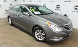 To learn more about the vehicle, please follow this link: http://used-auto-4-sale.com/108484152.html You're going to love the 2013 Hyundai Sonata! Providing great efficiency and utility! This 4 door, 5 passenger sedan still has fewer than 40,000 miles!
