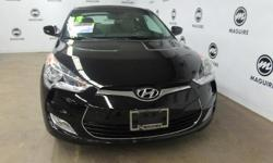 To learn more about the vehicle, please follow this link: http://used-auto-4-sale.com/108695901.html You're going to love the 2013 Hyundai Veloster! It offers great fuel economy and a broad set of features! With less than 40,000 miles on the odometer,